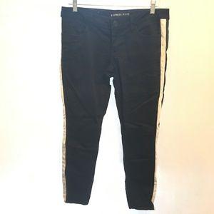 Express Jeans Size 8 Ankle Legging Stella LowRise
